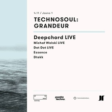 Technosoul: Grandeur with DeepChord Live