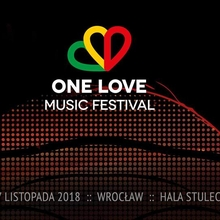 One Love Music Festival 2018