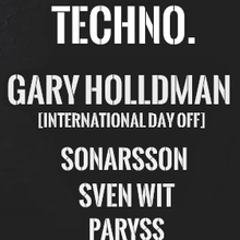 Techno. pres Gary Holldman