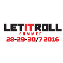 LET IT ROLL OPEN AIR 2016