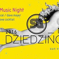 SQ na Dziedzińcu: Sun vs Moon pres. Taste The Music Night!