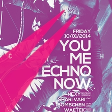 YOU ME TECHNO NOW with NEXY