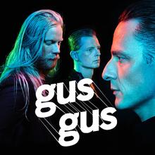 GusGus II koncert