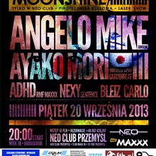 MOONSHINE // ANGELO MIKE • AYAKO MORI …