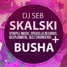 STARLIGHT with SEB SKALSKI & BUSHA |