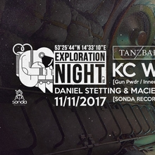 Exploration Night present: KC Wray (Inner Circle Rec-USA/Berlin)