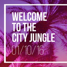Welcome to the City Jungle