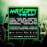 MR FLOPPY B-Day Bash – Drum&Bass