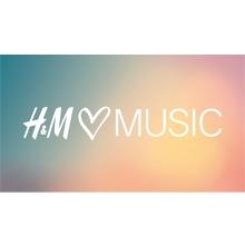 H&M Loves Music Polish Style