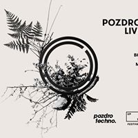 POZDRO TECHNO – Live Edition