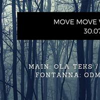 Move Move w Sfinksie!