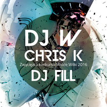 Residents Night pres Chris K , Dj W , Fill