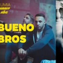 Bueno Bros + Rubber Dots live powered by Lumia Summer Vibes