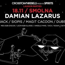Smolna: Damian Lazarus