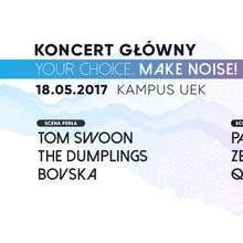 Perła Juwenalia UEK 2017 I Koncert Główny