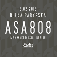 BUŁKA PARYSS'KA – ASA 808 (Man Make Music – Berlin)