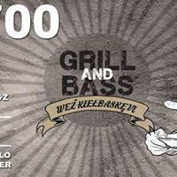 Grill & Bass aka Weź Kiełbaskę vol. 6 – WUZET & PZG