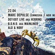 Deep Depot pres. Marc DePulse (Einmusika / Noir Music)