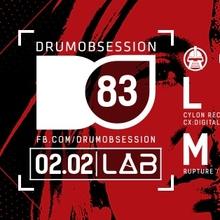 DrumObsession #83: Cylon x Rupture: Loxy b2b Mantra