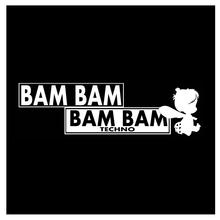 Techno Taras – BAM BAM Techno / Instytut Spraw Wszelakich