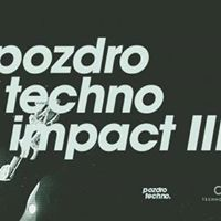 Pozdro Techno Impact III – Mark Broom, Cristian Vogel