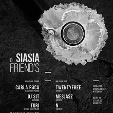 Siasia & Friends with Carla Roca
