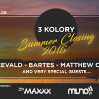 3 Kolory Summer Closing
