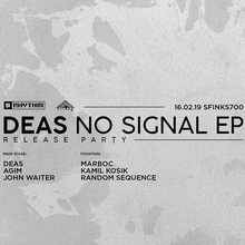 DEAS No Signal EP Release Party