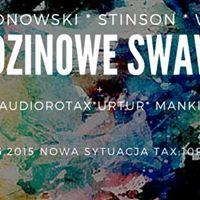 Urodzinowe Swawole Wojtka , Leszka i Piotrka