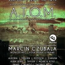 A.T.O.M. (Marcin Czubala)