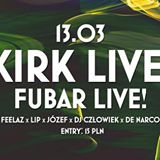 8 BiTÓW pres. KIRK live!