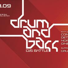 DNB DJs Battle