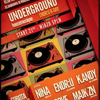 Underground housemusique | Endr:u b-day