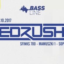 Bassline pres. Ed Rush (Virus / UK)