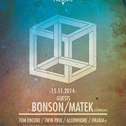 BASSTRONOMY feat. BONSON/MATEK (stoprocent)