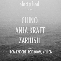 electrified. pres. CHINO live!