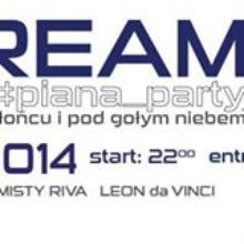 SCREAM x Patio NJ | PIANA PARTY