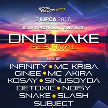 DNB LAKE Festival 2016 nad jeziorem Przykona!