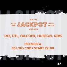 Jackpot Sounds X Premiere X DTL Falcon1 Hubson Kebs