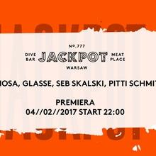 Jackpot Sounds Premiere bshosa Glasse Seb Skalski Pitti Schmitti