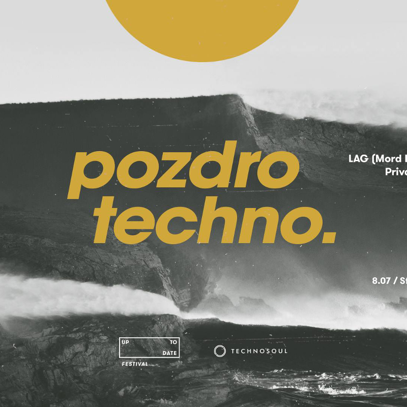 Pozdro Techno with Lag & Private Press | Sfinks700