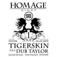 Homage Night prezentuje: Tigerskin [DE]