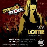 Stereo Stock with Lottie