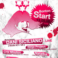 Bonton start day 2 – Dani Siciliano Live!