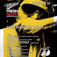 Miller Fresh Sound & Easybooking Pres. Mike P B'day Bash