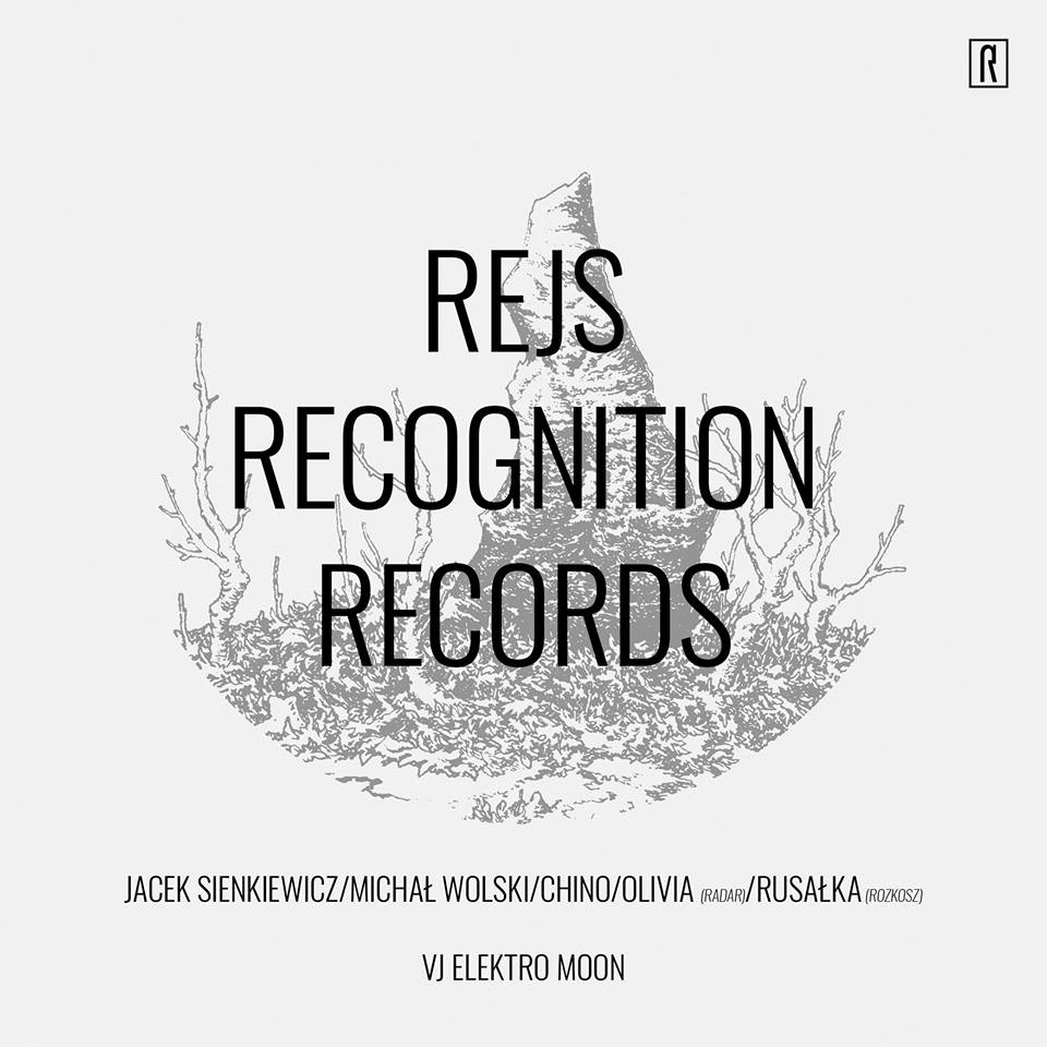 Rejs Recognition Records with Jacek Sienkiewcz & Michał Wolski