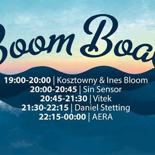 Boom Boat, Tall Ships Regatta pres. Aera