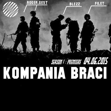 KOMPANIA BRACI – Season 1