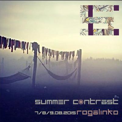 Summer Contrast festival 2015
