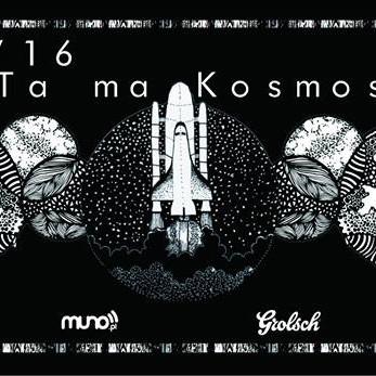 NYE 2015/16 TA MA KOSMOS II TAMA LECI W KOSMOS II